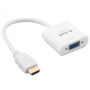 S-LINK SL-HV55 HDMI TO VGA ÇEVİRİCİ