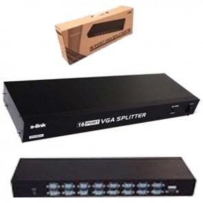 S-LINK VS-916A 16 PORT VGA DAĞITICI