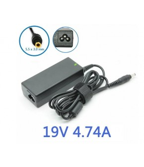 Samsung 19V 4.74A 90W Notebook Adaptörü 5.5*3.0mm İğneli Valx