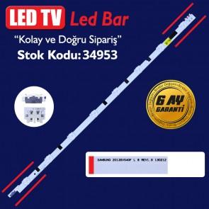 SAMSUNG DLED 40 D2GE-400SCA-R3 - 2013SVS40F L 8 REV 1.9 - LEFT (NO:2-L)(STL:065) 52.8 CM (BL)