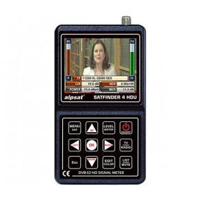 SATFINDER AS04-HDU 4 HD ULTRA 3.5 LCD EKRANLI UYDU YÖN BULUCU