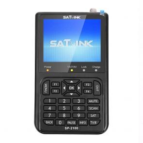 SATLINK SP-2100 3.5 GÖRÜNTÜLÜ HD UYDU YÖN BULUCU