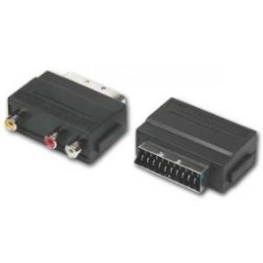Scart Adaptör/ 3Rca to Scart