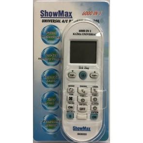 Showmax 6000 Hafızalı Akıllı Klima Kumandası