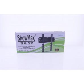 ShowMax SA-22 10*-32* İnch Lcd Led Tv Kilitli Duvar Askı Aparatı