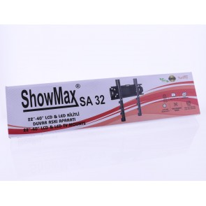 ShowMax SA-32 22*-40*İnch Lcd Led Tv Kilitli Duvar Askı Aparatı