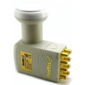 Showmax SH-888 Platinum Sekizli Lnb 8 li