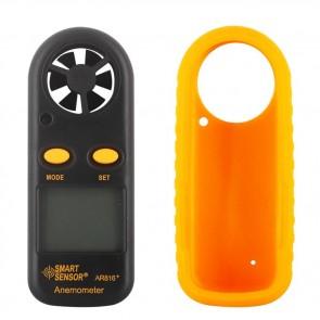 Smart Sensor AR 816 Rüzgar Hızı ve Sıcaklık Ölçer Anemometre