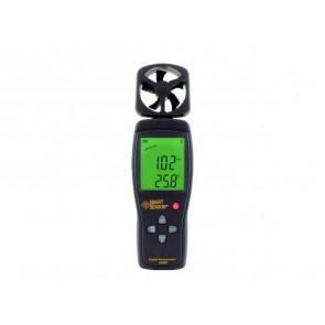 Smart Sensor AS 806 Rüzgar Hızı ve Sıcaklık Ölçer Anemometre