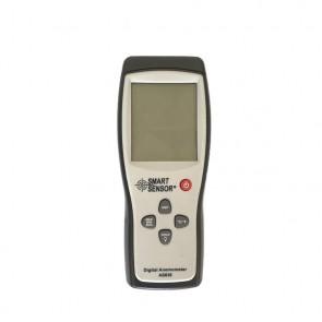 Smart Sensor AS 836 Rüzgar Hızı ve Sıcaklık Ölçer Anemometre