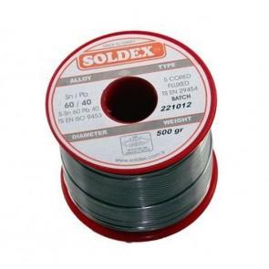 Soldex 1.00Mm 500Gr Lehim Teli 60/40