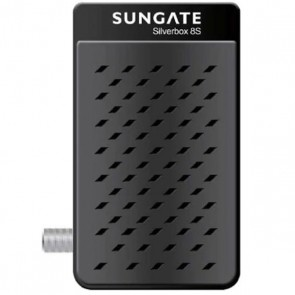 SUNGATE SILVERBOX 8S IP TV ETHERNETLİ FULL HD MİNİ UYDU ALICISI
