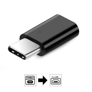 Sunline 192442 Type-C dişi-mikro USB erkek