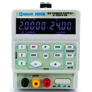 Sunline 3005DAyarlı Güç Kaynağı DC 0-30V / 5A Power Supply
