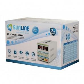 Sunline SL-305D Ayarlı DC Güç Kaynağı 0-30V / 5A Power Supply