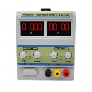 Sunline 305D-Psn Dc Güç Kaynağı 0-30V/0-5 A