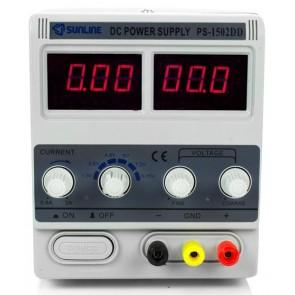 Sunline PS-1502DD DC Güç Kaynağı 0-30V/0-2 A