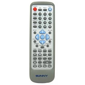 Sunny Dvd 4000 Ss-5107 Dvd Set Kumanda