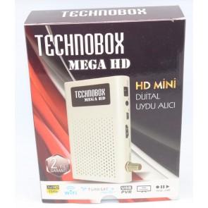 Technobox Mega HD Uydu Alıcısı