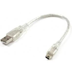 TeknoGreen 0.2M Usb Erkek To Mini Usb Kablo