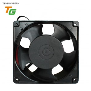 TeknoGreen 120mm x 120mm x 38mm 220v 2Pin Metal Kasa Fan