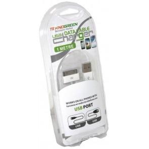 TeknoGreen 1M. İphone 4 Usb Kablo