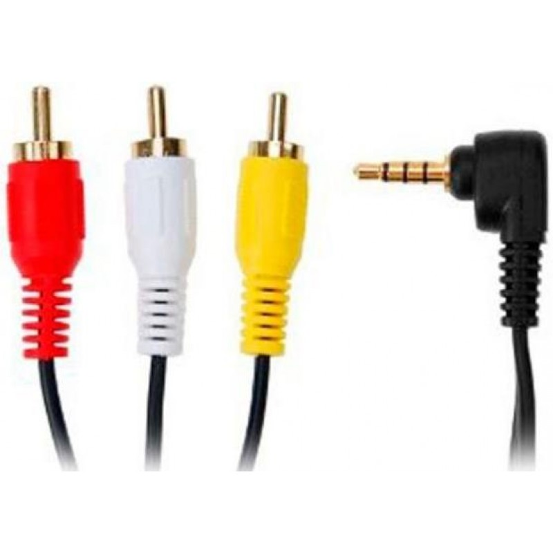TeknoGreen 3.5Mm Stereo To 3 Rca Kablo 1.5m