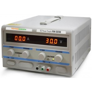 TeknoGreen 30V 20A Ayarlı Güç Kaynağı RXN-3020D