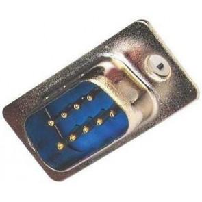 TeknoGreen 9 Pin Erkek D-Sub Konnektör
