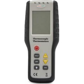 TeknoGreen Çift Girişli Dijital Termometre