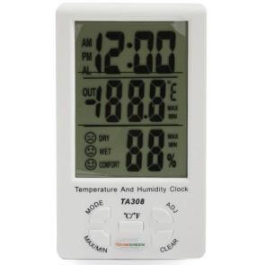 TeknoGreen Dijital Termometre Nem ve Sıcaklık Ölçer