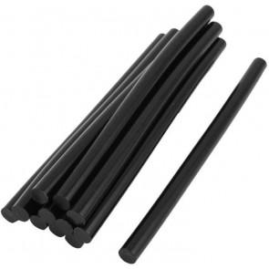 TeknoGreen Kalın 11x300mm Siyah Silikon (5'li Paket)