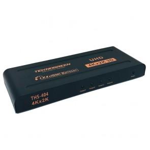 Teknogreen THS-404 4 Port 4K Hdmı Splitter
