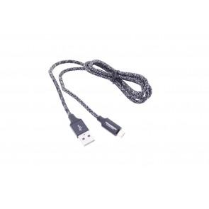 TeknoGreen TKU-C203 Örgülü 1 Mt. Micro USB Şarj ve Data Kablosu