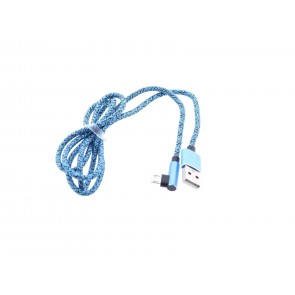 TeknoGreen TKU-C303 1 Mt. L Tip Micro USB Şarj ve Data Kablosu