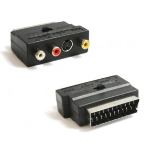 TeknoGreen TSD-150 Scart To Rca Dönüştürücü