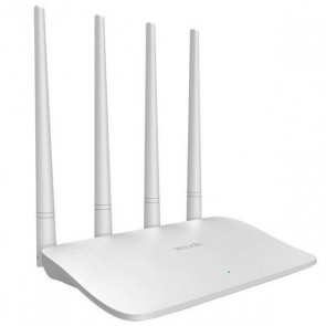 TENDA F6 4 PORT WIFI-N 300 MBPS 4 ANTENLİ ROUTER ACCESS POINT