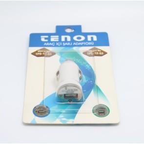 Tenon Usb To Araç Çakmak Dönüştürücü.