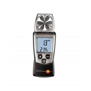 Testo 410-1 Anemometre (Hız+Sıcaklık)