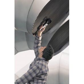 Testo 417 Rüzgar Ölçer Anemometre Rüzgar Hızı, Debi ve Sıcaklık Ölçer