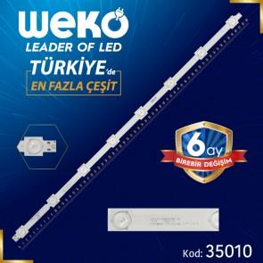 TKD320022000-X2-A - YAL03-0083528M-01 - A TYPE - 63.1 CM 8 LEDLİ (WK-798)