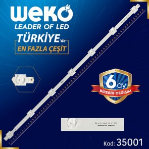 TKD320022000-X2-B SKYWORTH.LCD - YAL03-0073528M-03 - B TYPE- 63.1 CM 7 LEDLİ - (WK-221)