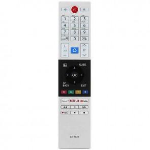Toshiba CT-8528 Lcd-Led Tv Kumandası Netflix Youtube Tuşlu