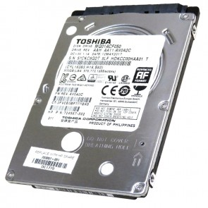 TOSHIBA MQ01ACF050 500 GB 2.5  7200RPM NOTEBOOK HARDDISK