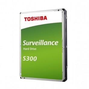 TOSHIBA S300 HDWU140UZSVA 3.5 5700 RPM SATA3 7/24 4 TB GÜVENLİK DİSKİ