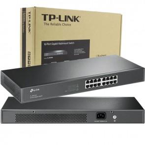 TP-LINK TL-SG1016 16 PORT 10/100/1000 GIGABIT SWITCH