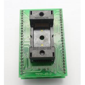 TSOP-48-2 Entegre Soket Adaptörü