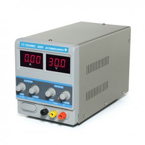TT TECHNIC PS-305D 0-30 VOLT / 0-5 AMPER ARASI DC GÜÇ KAYNAĞI ADAPTÖR
