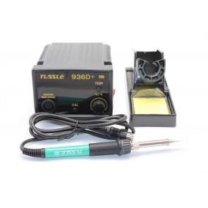 TUSSLE TD-936D+ Isı Ayarlı Dijital Havya İstasyonu 80W