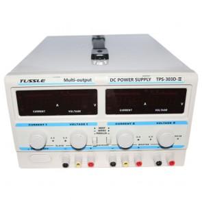 Tussle TPS-303D-II 0-30V 0-60V 3A Çift Çıkışlı Ayarlı Güç Kaynağı